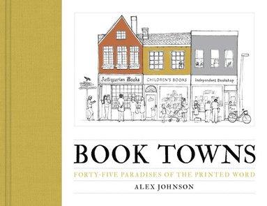 bokomslag Book Towns