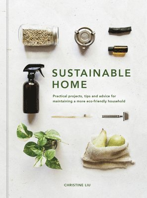 bokomslag Sustainable Home: Practical projects, tips and advice for maintaining a more eco-friendly household