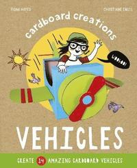 bokomslag Cardboard Creations - Vehicles