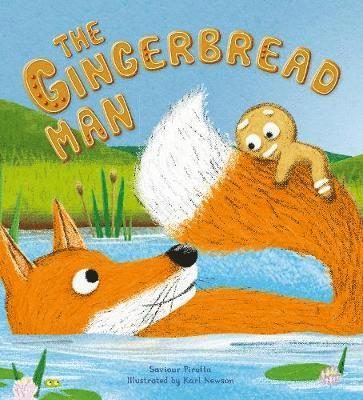 bokomslag Storytime Classics: The Gingerbread Man