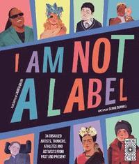 bokomslag I Am Not a Label