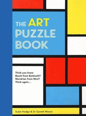 bokomslag The Art Puzzle Book