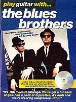 bokomslag Play Guitar With... The Blues Brothers