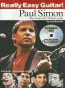 bokomslag Really Easy Guitar] Paul Simon