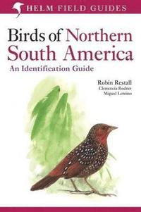 bokomslag Birds of Northern South America: v.  2 Plates and Maps