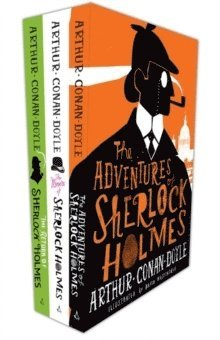 The Sherlock Holmes Stories Pack 1