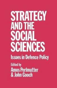 bokomslag Strategy and the Social Sciences