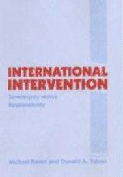 bokomslag Dilemmas Of International Intervention