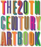 bokomslag 20th century art book
