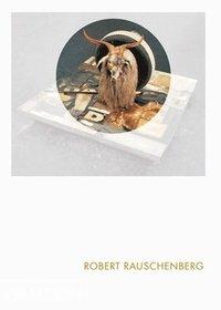 bokomslag Robert rauschenberg - phaidon focus
