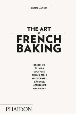 bokomslag Art of french baking