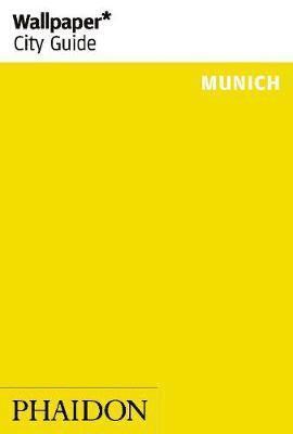 bokomslag Wallpaper* City Guide Munich 2014
