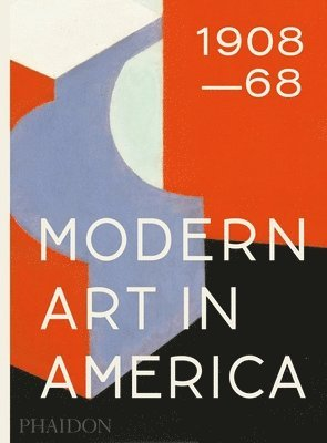 bokomslag Modern art in america 1908-68