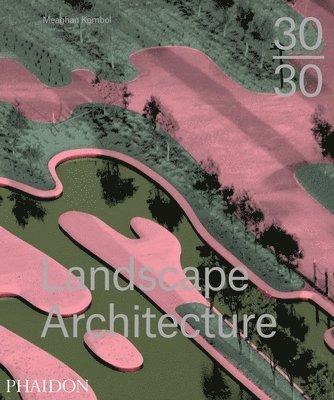 bokomslag 30:30 Landscape Architecture