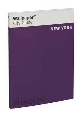 bokomslag Wallpaper* City Guide New York 2015