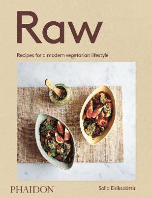 bokomslag Raw: Recipes for a modern vegetarian lifestyle