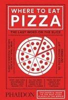 bokomslag Where to Eat Pizza