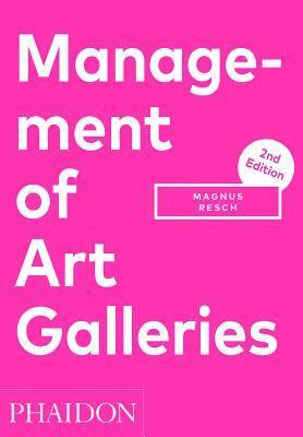 bokomslag Management of Art Galleries