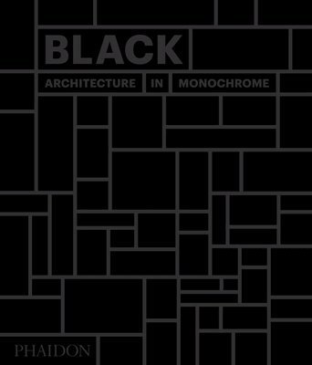 bokomslag Black: Architecture in Monochrome