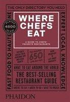 bokomslag Where Chefs Eat: A Guide to Chefs' Favorite Restaurants (Third Edition)