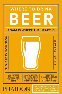 bokomslag Where to Drink Beer