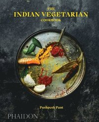 bokomslag The Indian Vegetarian Cookbook
