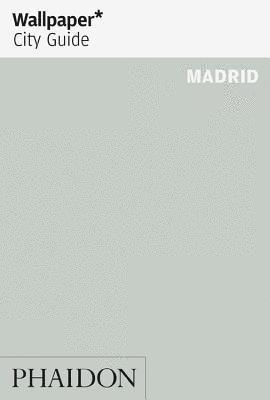 bokomslag Madrid City Guide