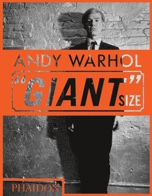 "bokomslag Andy Warhol ""Giant"" Size"