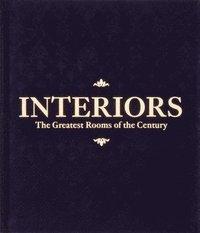 bokomslag Interiors (Midnight Blue Edition): The Greatest Rooms of the Century