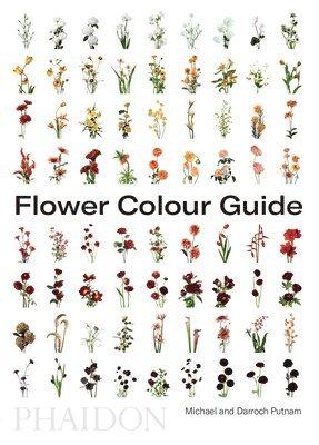 bokomslag Flower Colour Guide