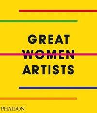 bokomslag Great Women Artists