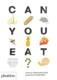 bokomslag Can You Eat?
