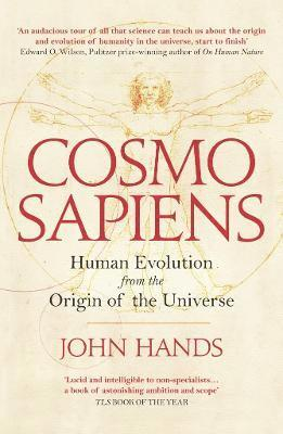bokomslag Cosmosapiens: Human Evolution from the Origin of the Universe