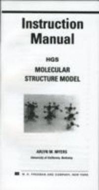 bokomslag HGS Molecular Structure Model