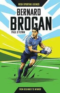 bokomslag Irish Sporting Legends: Bernard Brogan