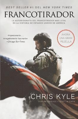 bokomslag Francotirador (American Sniper - Spanish Edition)