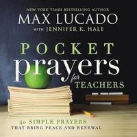 bokomslag Pocket Prayers for Teachers
