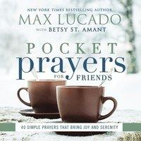 bokomslag Pocket Prayers for Friends