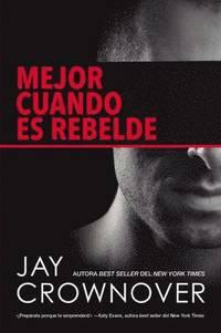 bokomslag Mejor Cuando Es Rebelde