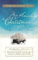 bokomslag Amish christmas - december in lancaster county