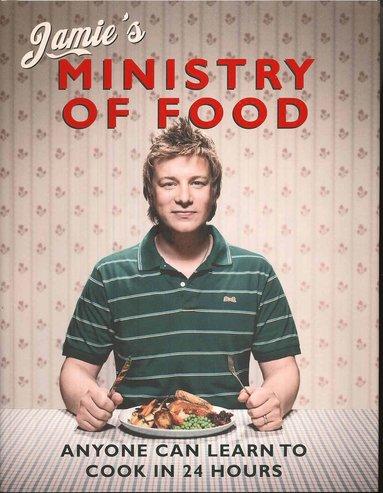 bokomslag Jamie's Ministry of Food
