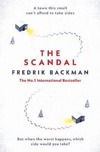 Scandal - published in the u.s. as beartown