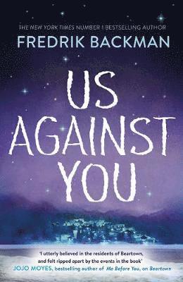 bokomslag Us Against You