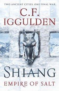 bokomslag Shiang: Empire of Salt Book II - For fans of Joe Abercrombie