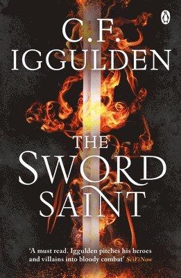 bokomslag The Sword Saint: Empire of Salt Book III