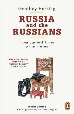bokomslag Russia and the Russians: From Earliest Times to the Present
