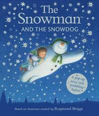 bokomslag The Snowman and the Snowdog Pop-up Picture Book
