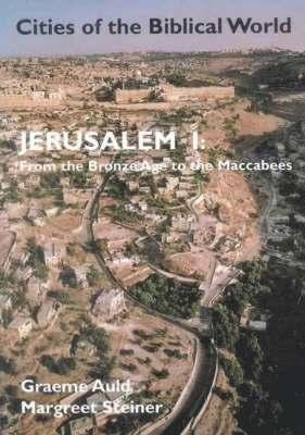 bokomslag Jerusalem 1