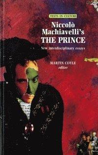 bokomslag Niccolo Machiavelli's the Prince
