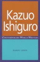 bokomslag Kazuo Ishiguro